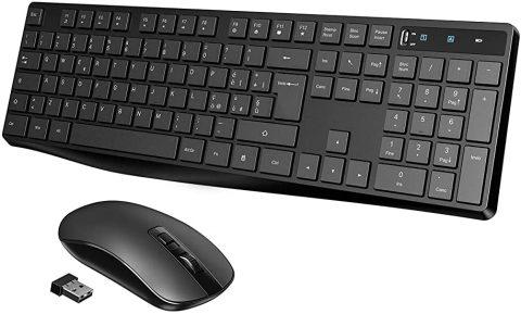 Tastiera e Mouse Wi-fi